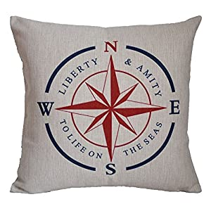 513cdKNjlGL._SS300_ 100+ Coastal Throw Pillows & Beach Throw Pillows