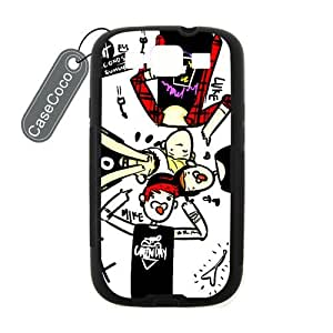 CASECOCO(TM) 5 Seconds of Summer 5 SOS Custom Case Cover Skin Shield For Samsung Galaxy S3 Case Laser Technology