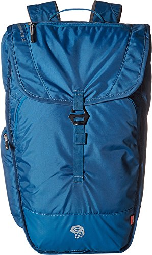 Mountain Hardwear Unisex DryCommuter 32L OutDry? Backpack Phoenix Blue Backpack Regular (One Size) (Phoenix Blue Laptop)
