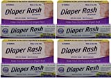 Diaper Rash Ointment to Prevent and Treat Diaper Rash Generic for Desitin Maximum Strength 40% Zinc Oxide 2 oz. per Tube Pack of 4