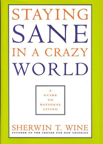 Staying Sane In a Crazy World pdf epub