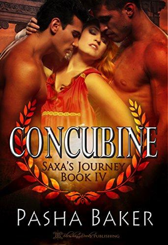 Concubine (Saxa's Journey Book 4) (Pasha Lines)