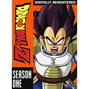 Amazon.com: Dragon Ball Z Season 2 [DVD]: Movies & TV