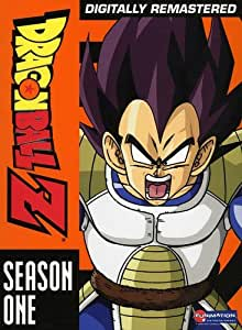 Dragon Ball Z: Season 1 - Vegeta Saga Reino Unido DVD: Amazon.es ...