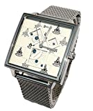 """""""The Past Master"""" Masonic Watch Designed After The Three Squares in The 47th Problem of Euclid"""