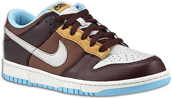 vaquero Nombrar trabajo duro  Amazon.com | Nike 6.0 Men's Dunk Low Nke ( sz. 08.0, Medium Brown/Light  Bone/Light Chocolate ) | Fitness & Cross-Training