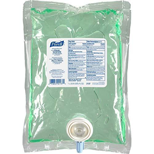 Gojo Hand Sanitizer Refill, Aloe, 1000ml ()