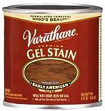Varathane 224502 Premium Gel Stain, Half Pint, Early American