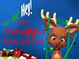 Mystery Party Game Instant Download: Ho, Ho, Hey! Who Kidnapped Rudy Reindeer?