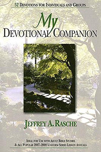 Read Online My Devotional Companion 2007-2008: 52 Devotions for Individuals and Groups pdf epub