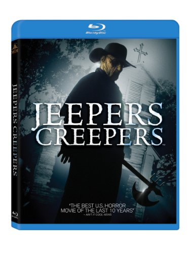 Jeepers Creepers Blu-ray w/ Halloween Fp