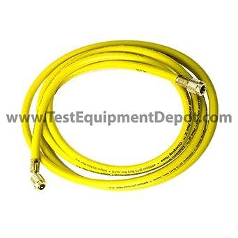 Yellow Jacket 21110 Plus II - Manguera estándar de 1/4 pulgadas, 25,