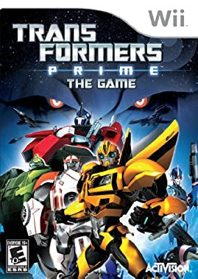 Transformers Prime The Game by Activision Inc.