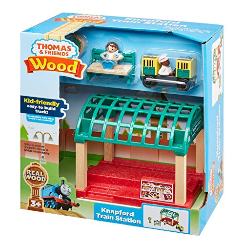 Thomas & Friends Fisher-Price Wood, Knapford Train Station