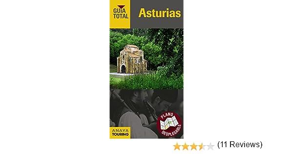 Asturias (Guía Total - España): Amazon.es: Anaya Touring, Pombo ...