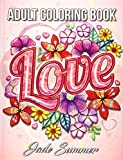 Love Coloring Book: An Adult Coloring Book with