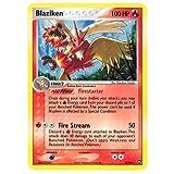 Pokemon EX Power Keepers #5 Blaziken Holofoil Card [Toy]