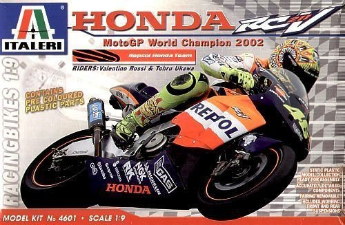 Honda RC211V - 2002 - 1 9 B000BMZWHS Fahrzeuge Qualität | Ästhetisches Aussehen