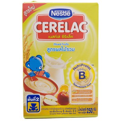 Nestle Cerelac Baby Food Mixed Fruits 250g