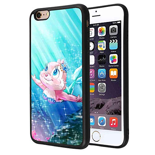 Squirrel Matte Edge Phone Shell Case Fits for iPhone 6 Plus 6s Plus (5.5 Version)