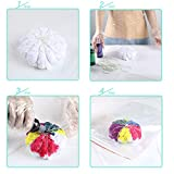 Sntieecr 131 Pieces DIY Tie Dye Kit, T-Shirt