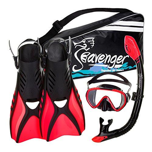 Freediving Fin Bag - 8