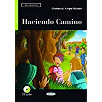 Haciendo Camino. Lektüre + Audio-CD + Audio-App