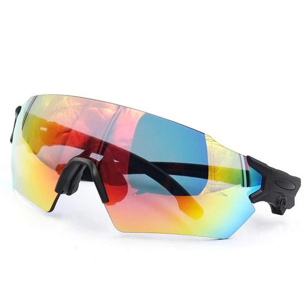 Cycling Sunglasses Polarized Lenses for Men Women Sports for Men and Women Skiing Fishing Golfing