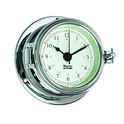 Weems and Plath Endurance II 105 Quartz Clock, - Endurance Plath Collection