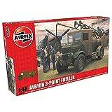 Airfix Plastic Models Kits A03312 AM463 3-Point Refueller Plastic Model Ki (18Th Scale)