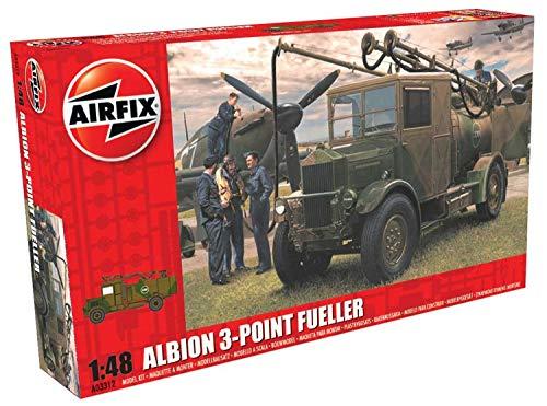 - Airfix A03312 AM463 3-Point Refueller Plastic Model Ki (18th Scale)