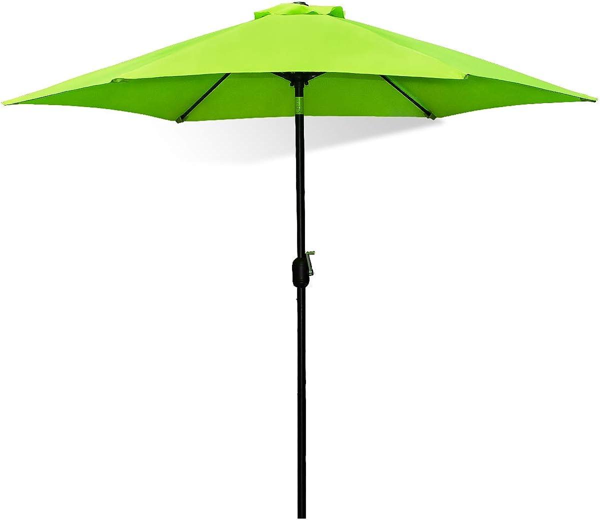 FRUITEAM 7 1/2 FT Patio Umbrella