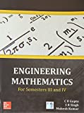img - for Engineering Mathematics For Semesters Iii & Iv book / textbook / text book