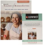 img - for GEN COMBO LL MCGRAW-HILLS TAXATION BUSINESS ENTITIES 2018; CONNECT ACCESS CARD book / textbook / text book