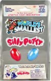 Worlds Smallest Silly Putty Egg Collectable