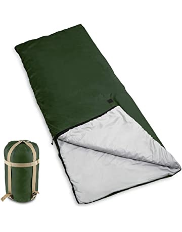 590a3f8882 Bessport Sac de Couchage pour 3 Saisons 50℉ to 85℉(10℃ to