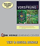 img - for Bundle: Vorsprung: A Communicative Introduction to German Language And Culture, Enhanced, 3rd + iLrn  Heinle Learning Center, 4 terms (24 months) Printed Access Card book / textbook / text book