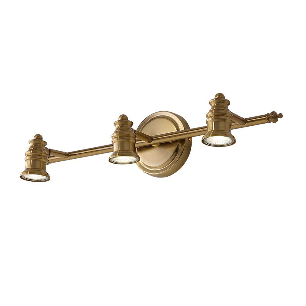 Messingwandlampe-Spiegel-Scheinwerfer für Ausstellung Eisen-Überzug führte wasserdichte helle Industrie Retro-