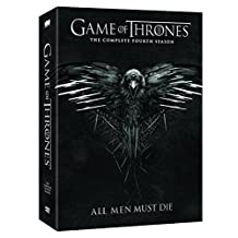 Game of Thrones: The Complete Fourth Season 4 dvd