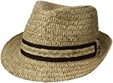Tommy-Bahama-Men's-Burned-Raffia-Fedora-Natural-Large-X-Large