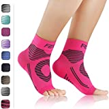 Plantar Fasciitis Socks with Arch Ankle Support Compression...