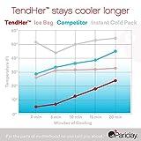 TendHer Reusable Perineal Ice Packs for Postpartum