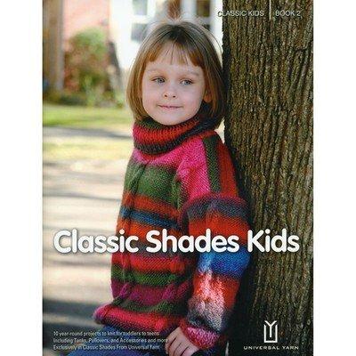 Universal Yarn Classic Kids Book 2 - Classic Shades Kids - Kid Classic Yarn