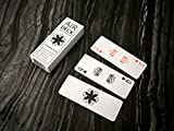 Air Deck Travel Playing Cards - White