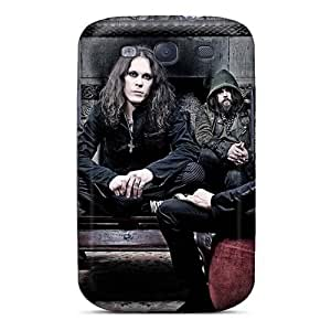 Best Cell-phone Hard Covers For Samsung Galaxy S3 (ufo17996mVjR) Customized Fashion His Infernal Majesty Band HIM Pictures