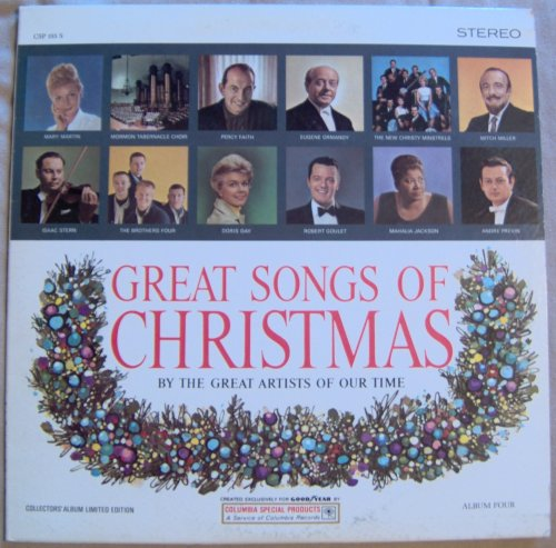 Great Songs of Christmas Album 4