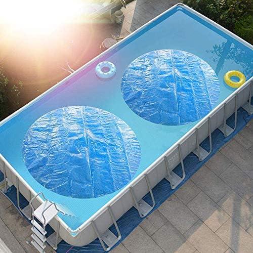 3,05 m kangOnline redonda. Protector solar redondo para piscina