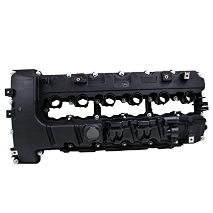 Amazon.com: Engine Valve Cover 11127565284 For BMW N54 F02/E70 3.0L Twin Turbo Engines: Automotive
