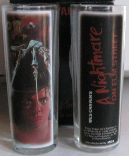 A Nightmare on Elm Street Shooter Glass – Glassware Set For Sale