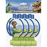 The Good Dinosaur Party Blowers, 8ct